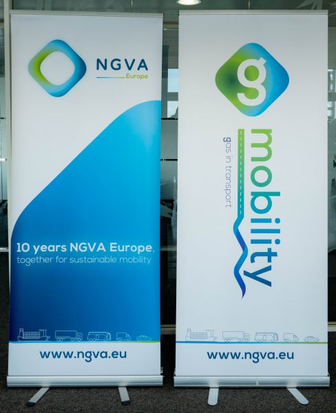 NGVA 10 Years Anniversary - g-mobility launch